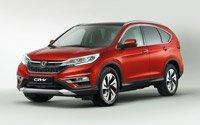 Honda CR-V 2015 ― кроссовер для семьи