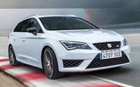 Seat Leon ST Cupra 2015 ― спортивный универсал