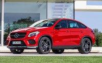 Mercedes GLE 2015 ― копирует конкурентов