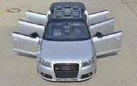 Audi A3 превратился в лимузин-кабриолет