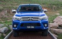 Toyota Hilux 2016 - новое поколение, прежняя надежность