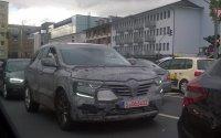 Засекли новый Renault Koleos 2017