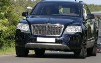 Bentley Bentayga самый быстрый внедорожник