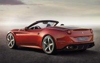 ����� ��������� ������� ��� Ferrari California T