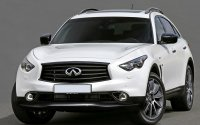 Infiniti QX70 Ultimate Edition