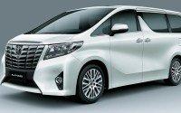 Toyota Alphard 3 - ���������� � ����� ����