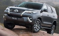 ����������� Toyota Fortuner 2016, ����� ���������
