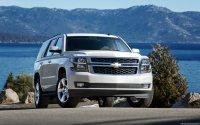 Chevrolet Tahoe 2015 — прожорливый гигант из Америки