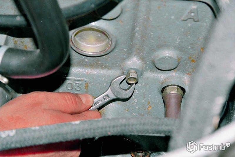 Подогрев двигателя на ваз 2107 инжектор