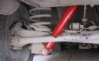 Замена амортизаторов на ВАЗ 2107