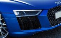 ���� �� ����� Audi R8 2017