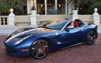 Первая Ferrari F60 America куплена