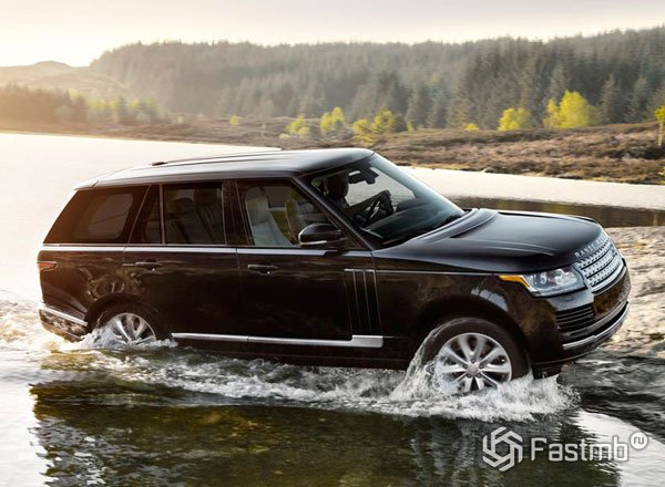 Цена и комплектации Range Rover Vogue