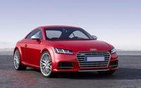 Заряженный спорткар Audi TTS