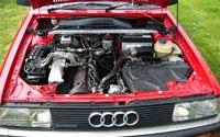 �������� ������� ��������� Audi 80 � � �����������