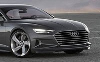 Audi A9 prologue 2016, ������� ��� �������� ������