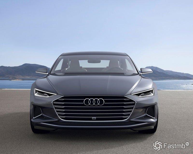 Audi A9 фото цена
