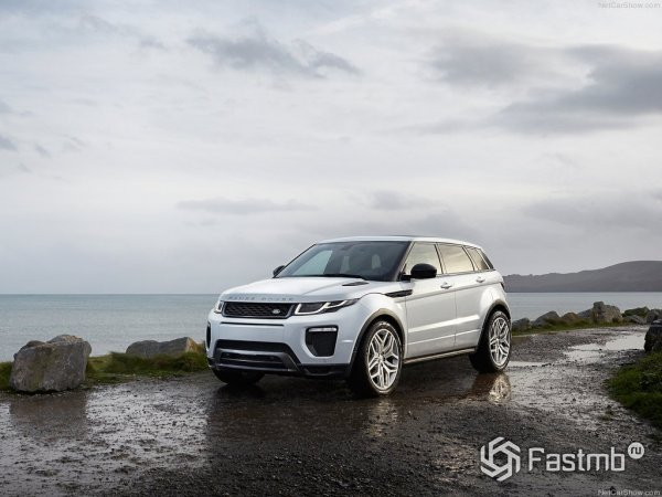 Land Rover Evoque 2015-2016