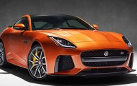 ���� � ������ �� ����� Jaguar F-Type SVR