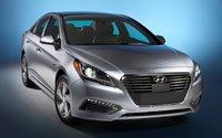 Гибридный Hyundai Sonata 2016