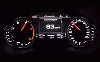 Audi A4 2016 2.0 TDI тест на мощность