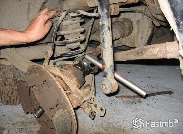 Замена шрусов на форд фокус 2