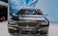 � ������ ����������� ����� BMW M760Li xDrive 2017