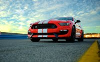 ��������� ���� �� Ford Mustang Shelby 2016