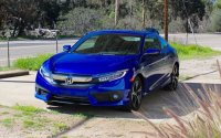 ����� �������� ���� �� ����� Honda Civic Coupe