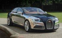 В Bugatti решили вернуться к идее выпуска четырёхдверного седана