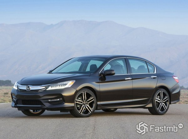 ����� Honda Accord 2016