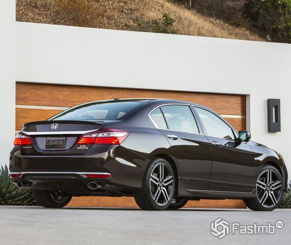 ������� ��������� Honda Accord