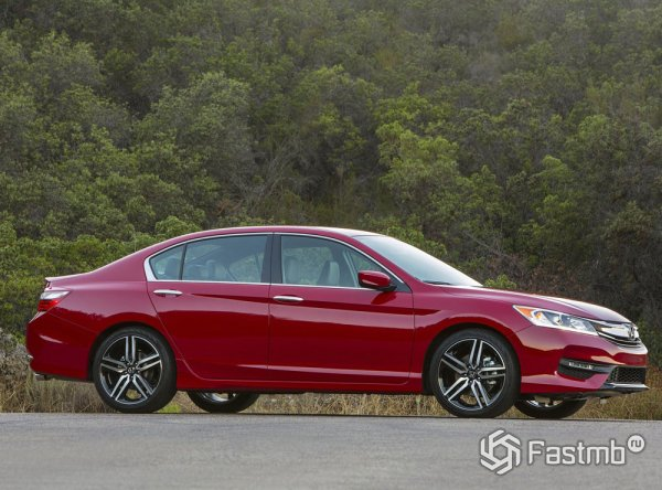 Honda Accord 2016, ��� �����