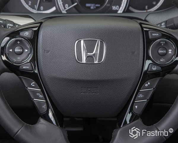 ���� ���������� ����� Honda Accord 2016