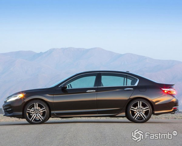 Honda Accord, ��� �����