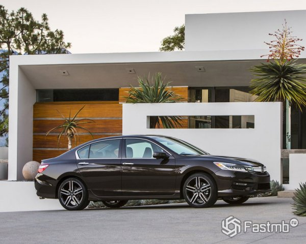 ����� ����� ����� Honda Accord