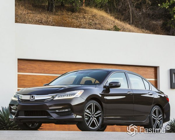 Honda Accord, ��� �������