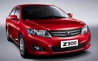В РФ стартовали продажи нового седана Zotye Z300