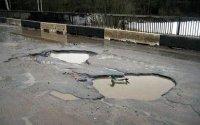 Украинские дороги оказались самыми опасными в Европе