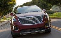 Cadillac везет новый XT5 в Россию