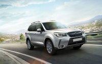 Subaru представил в Украине XV и Forester