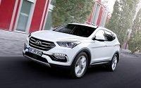 ����������� Hyundai Santa Fe � ����� � ������������