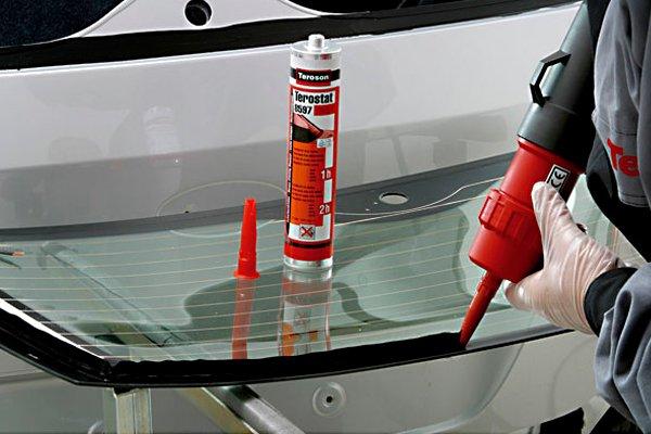 Чем заклеить лобовое стекло автомобиля