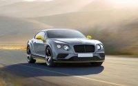 Bentley Continental GT Speed получила обновленную версию Black Edition