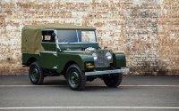 Land Rover намерен вновь выпустить свой первый внедорожник