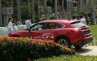 ���������� � ����� Mazda CX-4 ����������� � ����