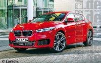 Появились новые подробности о BMW X2
