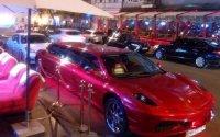 На улицах Украины замечен эксклюзивный лимузин Ferrari