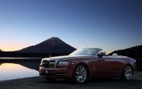 ��������� ���� �� Rolls-Royce Dawn � ������