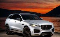 В июне в России появится Jaguar F-Pace